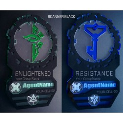 Ingress Agent Badge