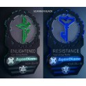 Ingress Agent Badge ver. 1