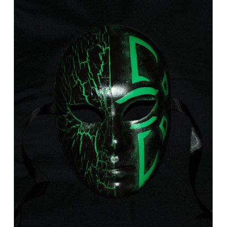 Enlightened ingress mask