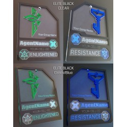 Ingress Agent Badge ver. 2