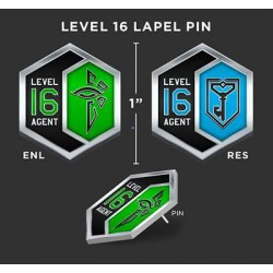 Ingress Level 16 Pin