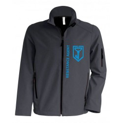 Ingress Resistance Logo Softshell Jacket