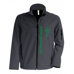 Ingress Enlightened Logo Softshell Jacket