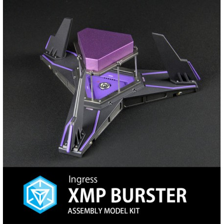 Ingress-Xmp burster Resin Model Kit