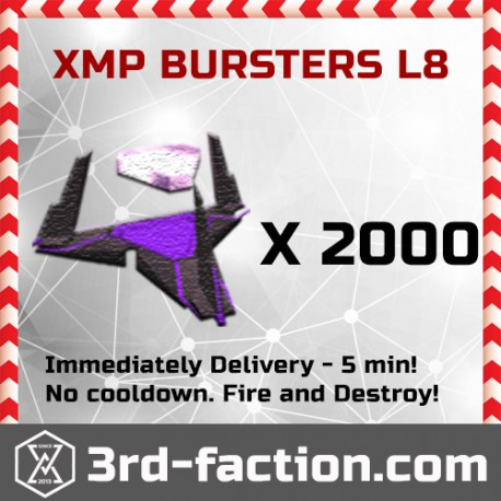 Ingress XMP Bursters L8 x 2000
