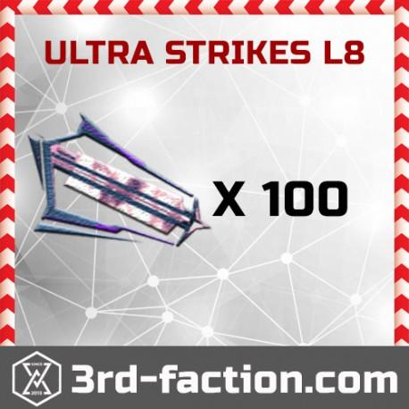 Ingss Ultra Strike L8 x100