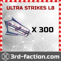 Ultra Strike L8 x300