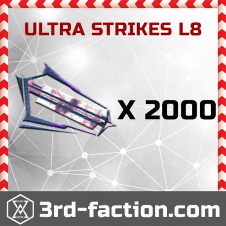 Ingss Ultra Strike L8 x2000
