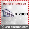 Ultra Strike L8 x2000