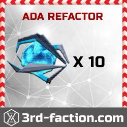 Ada Refactor x10