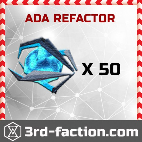 Ingress Ada Refactor x50
