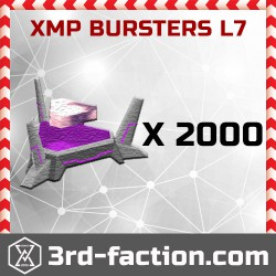 Ingress XMP Bursters L7 x 2000