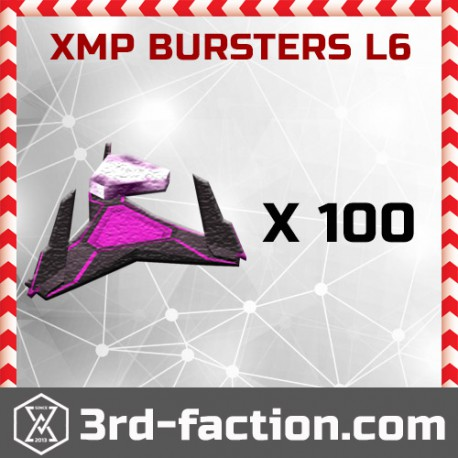 Ingress XMP Bursters L6