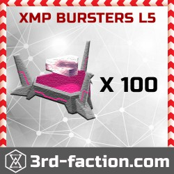 Ingress XMP Bursters L5