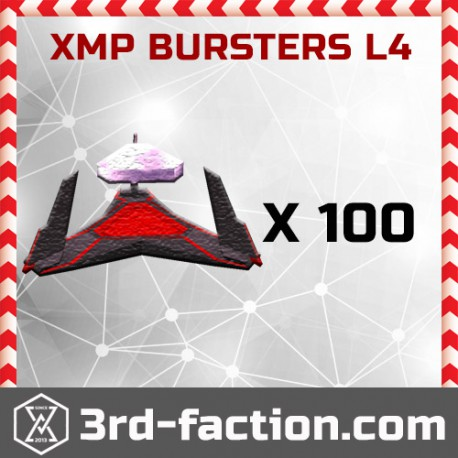 Ingress XMP Bursters L4