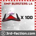 XMP Bursters L4 x 100