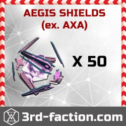 Ingress Axa Aegis Shield x50