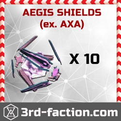Ingress Axa Aegis Shield x10