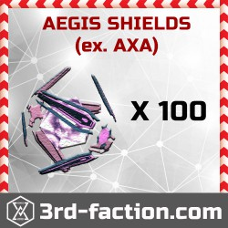 Ingress Axa Aegis Shield x100