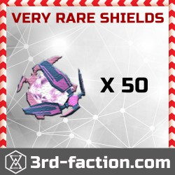 Portal Shield Very Rare x50