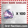 Ingress Portal Shield Very Rare x100
