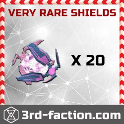 Portal Shield Very Rare x20