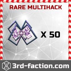 Rare MultiHack x50