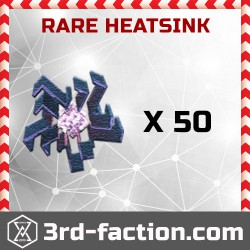 Rare HeatSink x50