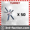 Ingress Turret x50