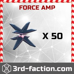 Force Amp x50