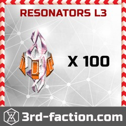 Ingress Resonators L3 x 100