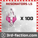 Resonators L5 x 100