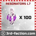 Resonators L7 x 100
