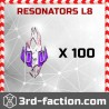 Ingress Resonators L8 x 100
