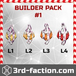 Ingress Builder Pack №1