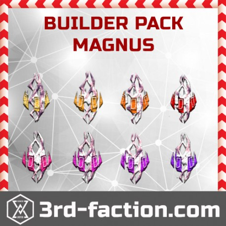 Ingress Magnus Builder Pack