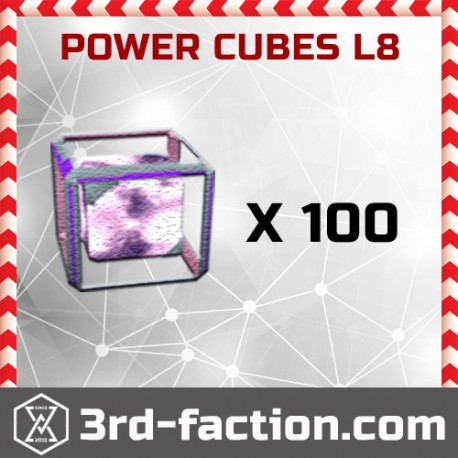 Ingress Power Cube L8 x100