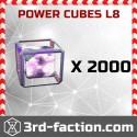 Power Cube L8 x2000