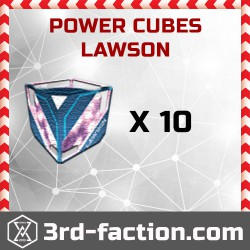 Lawson VeryRare Power Cube x10