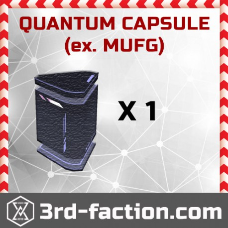 Ingress MUFG Capsule x1 QUANTUM