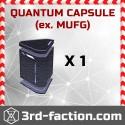 QUANTUM Capsule x-1 (MUFG RE-BRAND)
