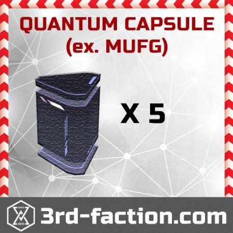 MUFG Capsule x5