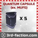 QUANTUM Capsule x-5 (MUFG RE-BRAND)