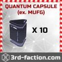 QUANTUM Capsule x10 (MUFG RE-BRAND)
