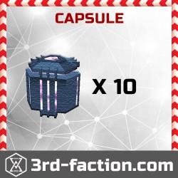 Capsule x10