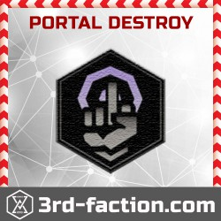 Destroy any Ingress Portal