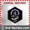Ingress Destroy Portals
