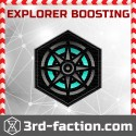 Explorer boost (+300 portals)