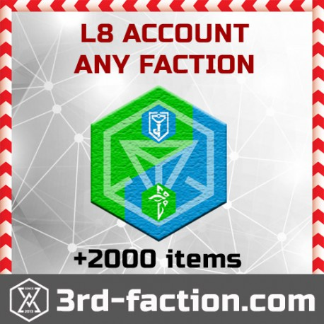 Acc ENL or RES L8 + Bonus Inventory