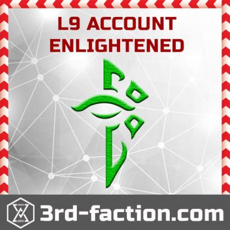 Ingress ENL Acc L9